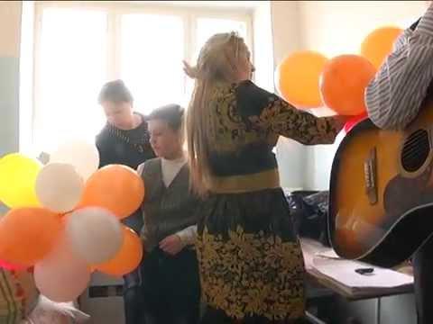 В Алексеевском доме престарелых волонтеры провели концерт