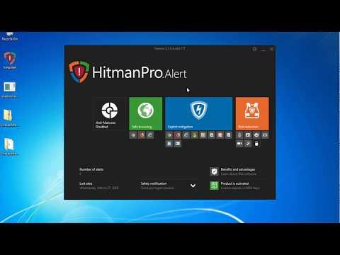 ShadowHammer vs HitmanPro.Alert (no sound)