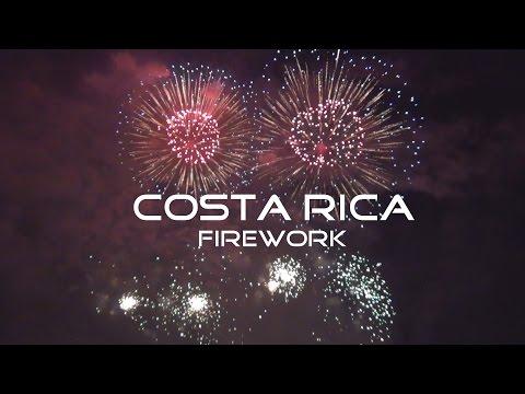 FLAMMENDE STERNE 2014 COSTA RICA FULL FIREWORK