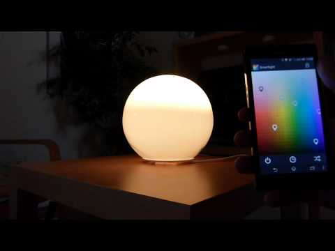 Video of smartlight