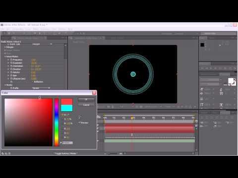 特快車 - After Effects教學 - 4. 音樂視覺