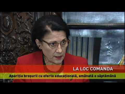 Ministrul Educației renunță la modificările aduse admiterii în învățământul liceal