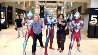 Video Ultraman Live in Genting Roadshow MP3, 3GP, MP4, WEBM, AVI, FLV September 2018