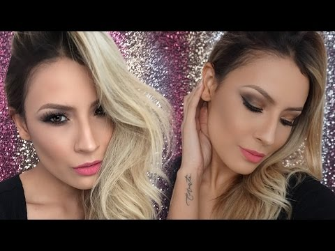 lips - Hi Friends! Decided to film this simple yet glam eye look that is good for any occasion:) Especially for a date night! Hope you guys like it!! Products Used: MAC Soft Ochre Paint Pot (Eyeshadow...