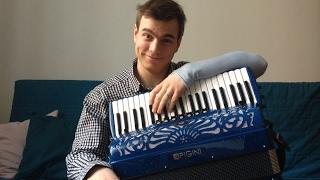 Video Hell Waltz (jazz accordion)
