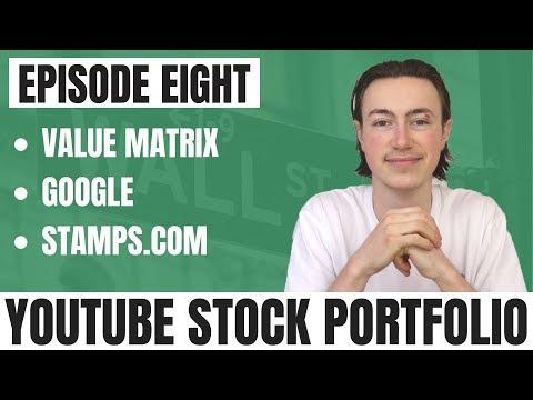 YouTube Stock Portfolio Ep. 8 | Google's Expected Return!