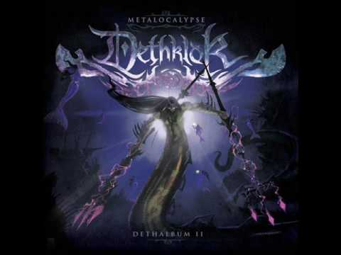 Dethklok-Bloodlines (Dethalbum II) HQ with Lyrics