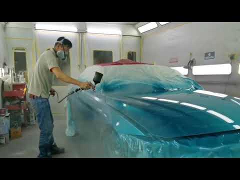 Aikka 27i Plus Gravity Spray Gun 1.4mm Aikka The Paints Master  - More Colors, More Choices