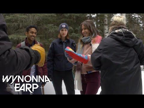 WYNONNA EARP | Behind The Scenes: Seeing Is Believing | Season 3 Episode 9 | SYFY