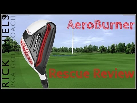TaylorMade AeroBurner Rescue Review