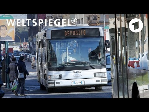 Roms Verkehrsbetriebe: Musterfall für Misswirtschaft? | Weltspiegel
