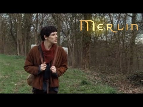 Merlin - Series 1 - Episode 1 - Merlin arrives at Camelot (2008)