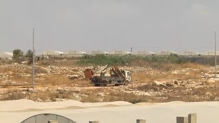 البدء بتمديد خطوط الكهرباء لسكان ضاحية الرشيد شرق ذنابة