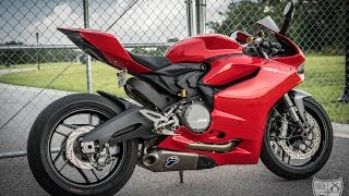 9. Ducati 899 Panigale Termignoni Exhaust System - Sound Test