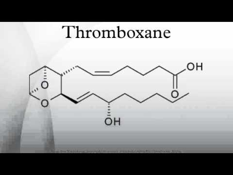 Thromboxane