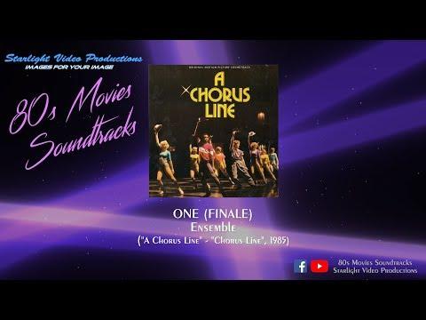 "One (Finale) - Ensemble (""A Chorus Line"", 1985)"