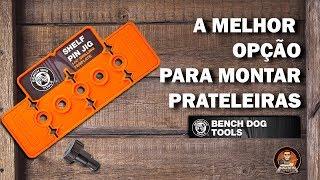 Gabarito de Furação Sequencial 32 - Bench Dog Tools
