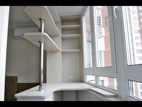 Смотреть совмещение лоджии с кухней в доме серии п-111 от (а.