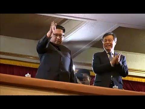Κίνηση φιλίας Κιμ Γιονγκ Ουν προς Σεούλ: Παρακολούθησε συναυλία K-pop…