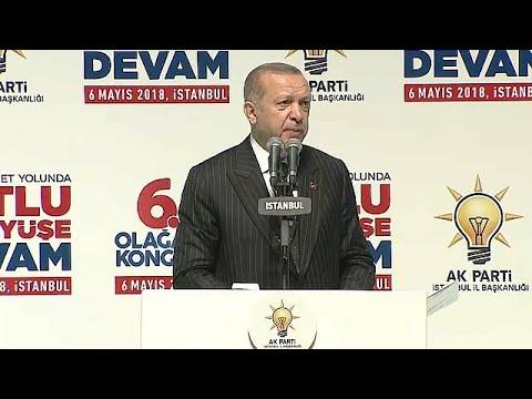 Erdogan kündigt neue Militäreinsätze in Nordsyrien an