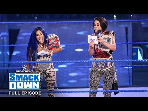 WWE SmackDown Full Episode, 14 August 2020