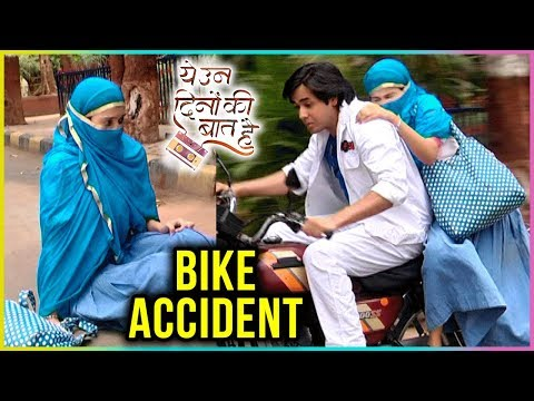 Naina And Sameer Meet With BIKE ACCIDENT   Yeh Un