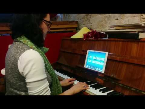 Playing the Can Can with Simply Piano by JoyTunes