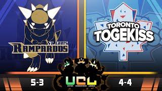 St. Louis Rampardos VS Toronto Togekiss Week 9 UCL S2 | Expecto Patronum Pokemon ORAS WIFI by aDrive