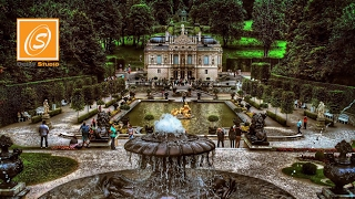 Ettal Germany  City new picture : Linderhof Palace, Ettal Abbey, Bavaria, Germany