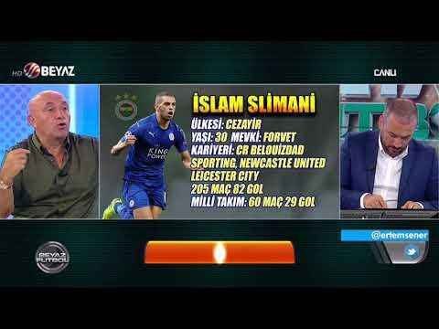 Sinan Engin'den F.Bahçe'nin yeni transferi Islam Slimani yorumu (видео)