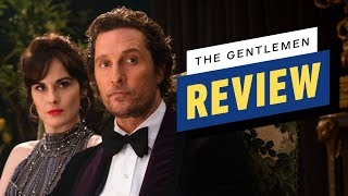 The Gentlemen Review (Matthew McConaughey, Colin Farrell) by IGN