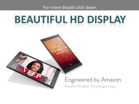 Fire HD 10 Tablet, 10.1