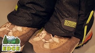 Check out the Outdoor Research Flex-Tex II Gaiters at Backcountry Edge:...