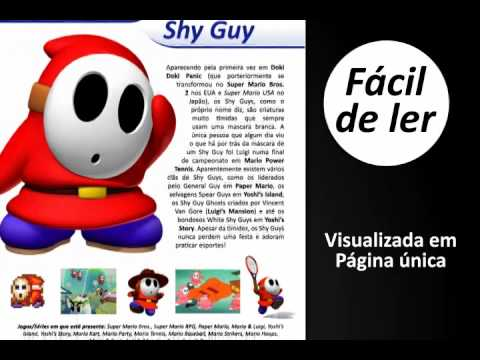Video of Revista Nintendo Blast