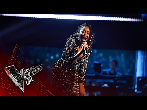 Blessing Chitapa's 'Angels' | The Final | The Voice UK 2020