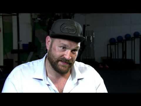 Tyson Fury talks comeback