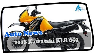 6. MUST WATCH !!! 2018 Kawasaki KLR 650 Price & Spec