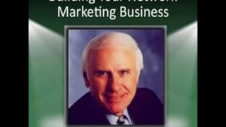 Jim Rohn Building Your Network Marketing Business   Audiobook
