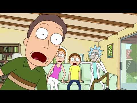 Rick And Morty Funny Moments Season 1 Episode 8
