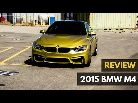 BMW M4 Coupe 2015: What's Wrong with the Sports Coupé