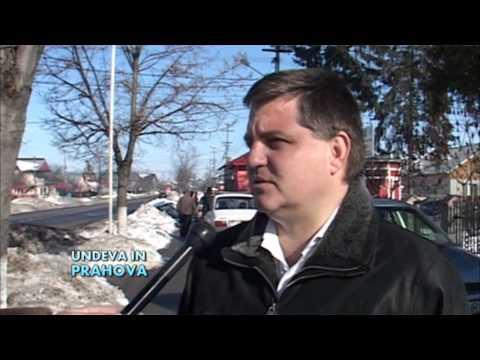 Emisiunea Undeva în Prahova – comuna Lipănești – 16 februarie 2014