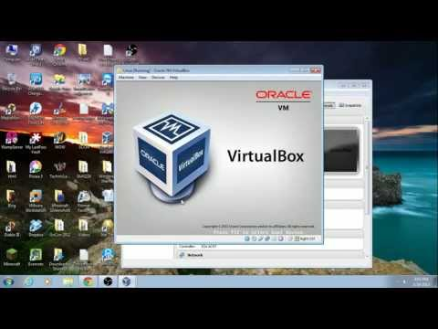 0 How to setup a Virtual Computer