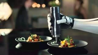 Le robot qui fait la cuisine et la vaisselle pour vous.