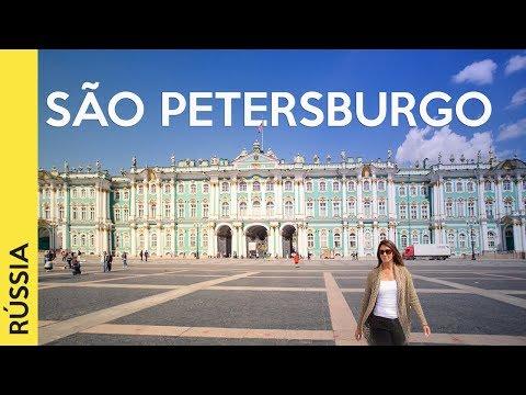 SÃO PETERSBURGO, RÚSSIA: As principais atrações (Vlog 2)
