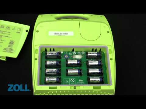 Zoll paristosarja AED Plus (10kpl)