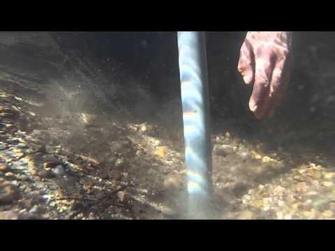 Ground Water Seep