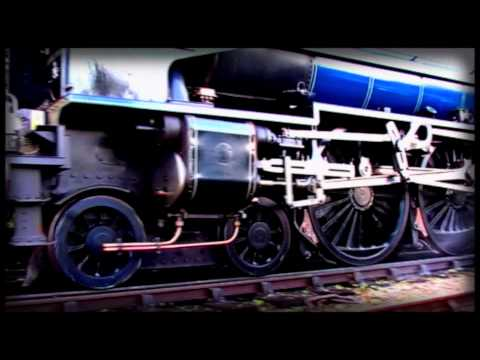 LNER A1 60163 Tornado on the Mid Hants Railway (Watercres...