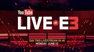 YouTube Live at E3 2017: Day Two, PlayStation Press Conference, Ubisoft
