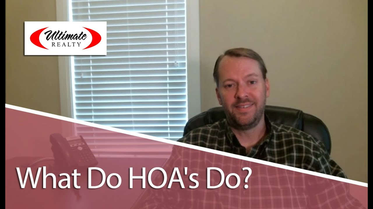 What Are the Benefits of a HOA?
