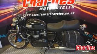 9. £2695   2004 04 TRIUMPH BONNEVILLE